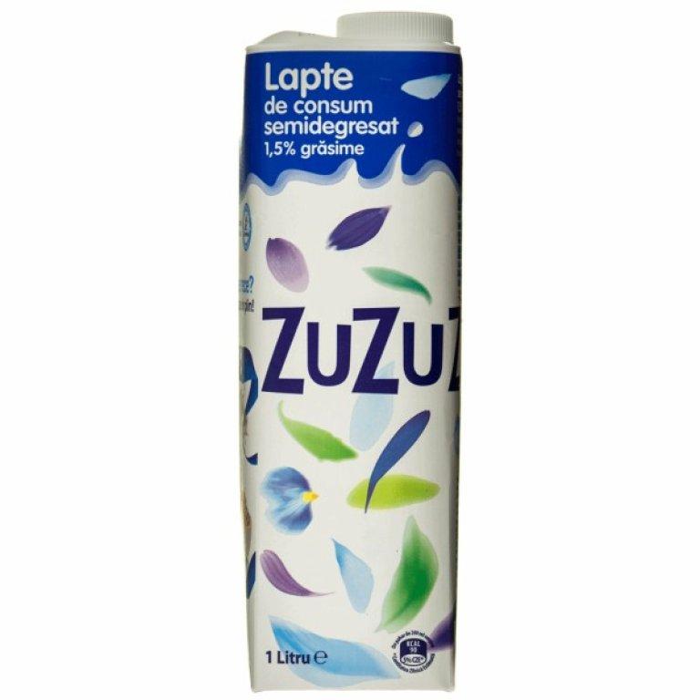 Zuzu Lapte 1.5% 1L