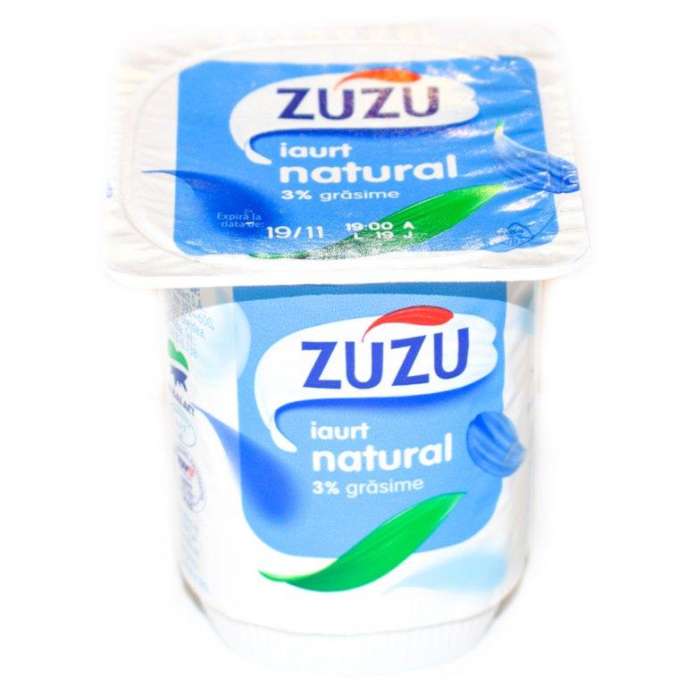 Zuzu iaurt 3% 140g